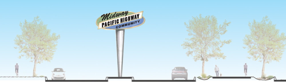 Midway-Pacific Highway Community ID