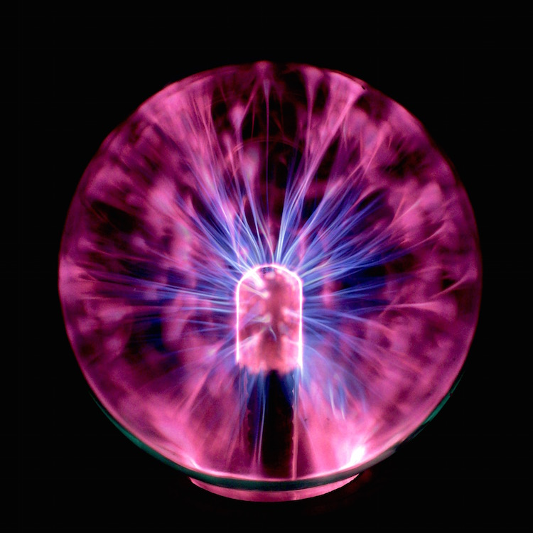 The plasma ball (cc) by-nc squics.com