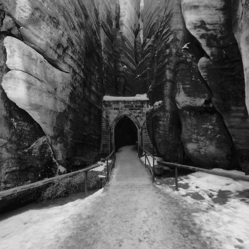 The Gate; (cc) by-nc squics.com