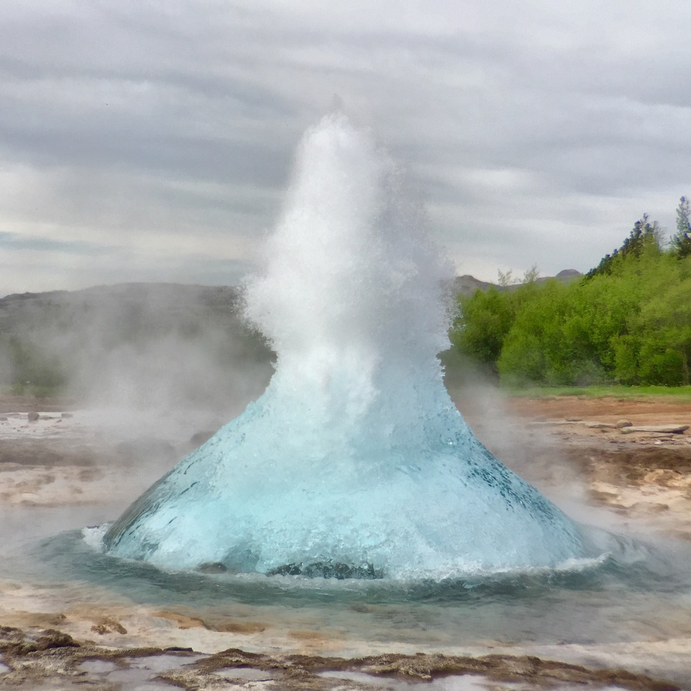 The Geyser | Iceland; (cc) by-nc squics.com