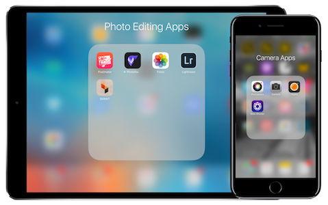 4 iPhone camera apps and 4 iPhone photo editing apps I use