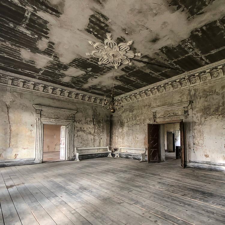 Main Room of Kolga Manor
