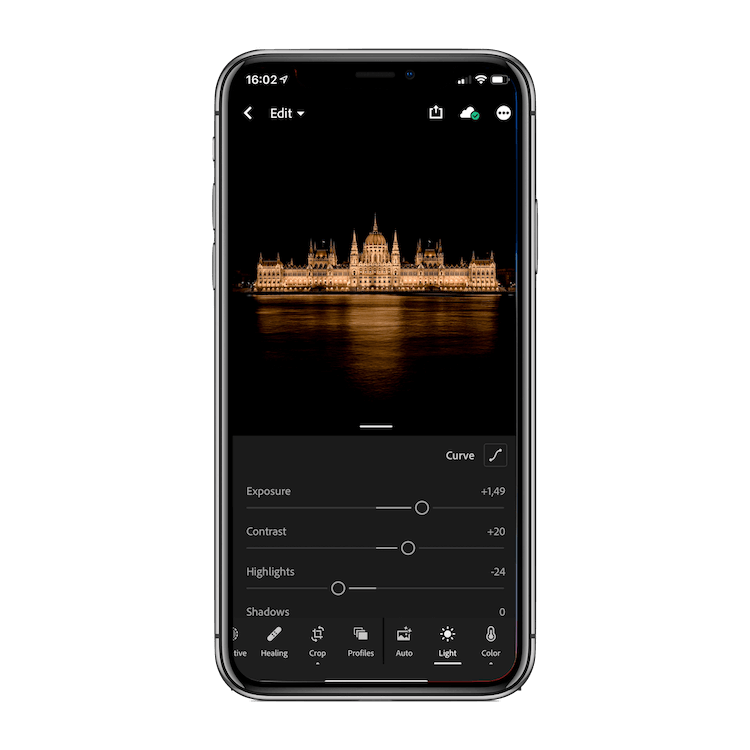 Review Adobe Lightroom Mobile Premium and what's included