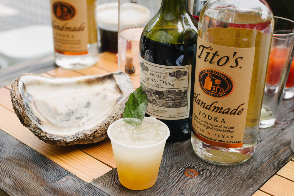 Tito's & Slingshot Cocktail Competition