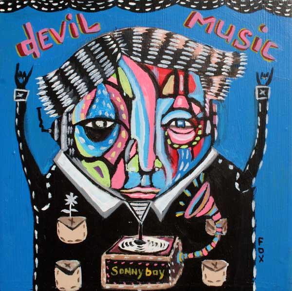 """""""Devil Music"""""""