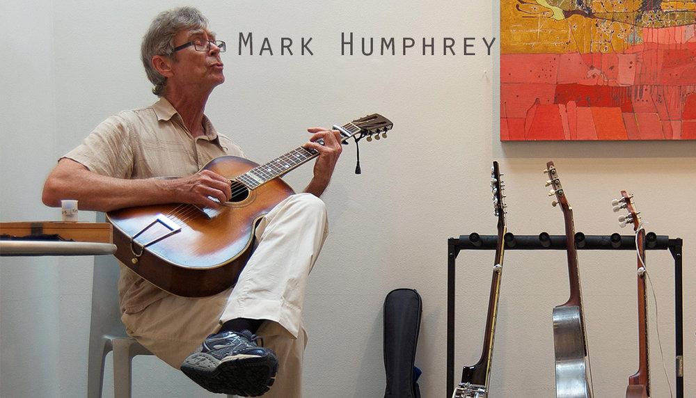 EVENT 2: MARK HUMPHREY