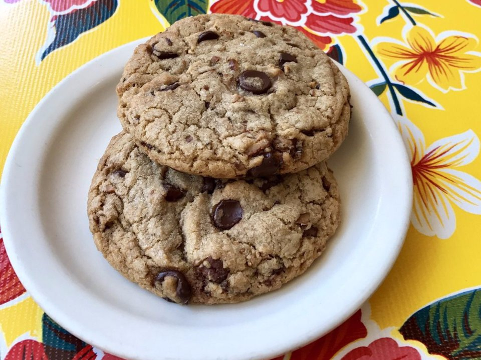 INSIDER - The best chocolate chip cookie in every state. May 2017