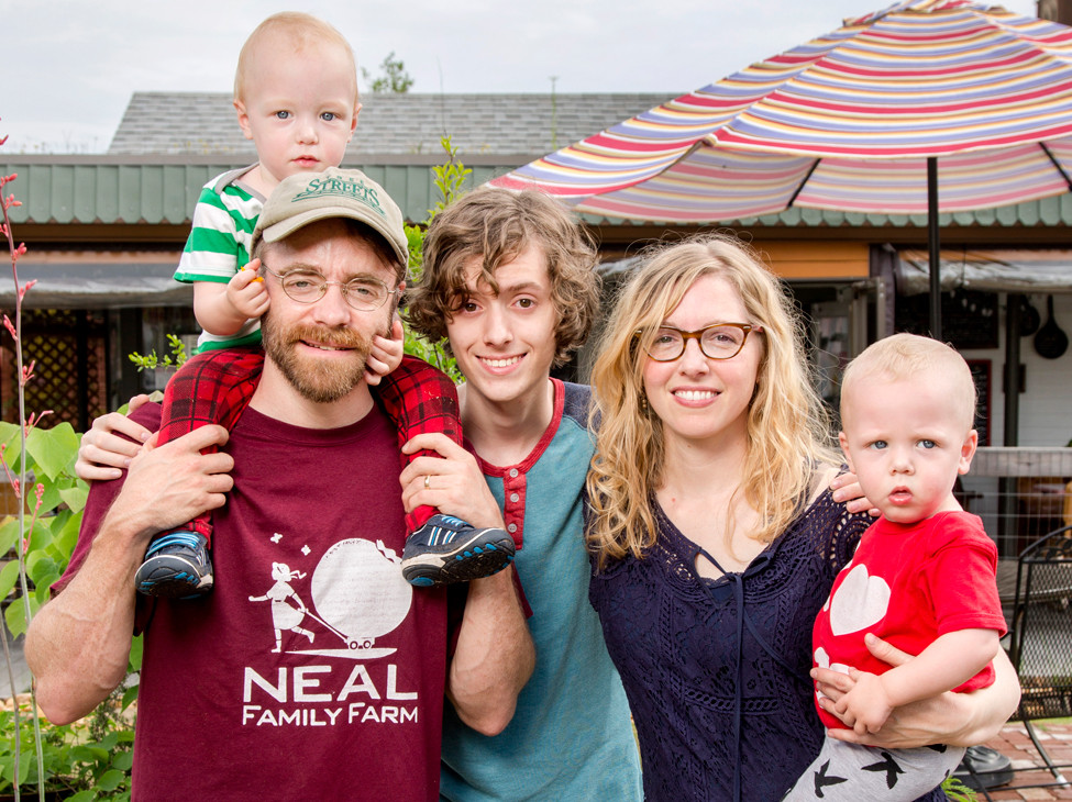 Little Rock Family - The Root Cafe's Sundell Family Dish on Food, Family and Forging Relationships. August 2015