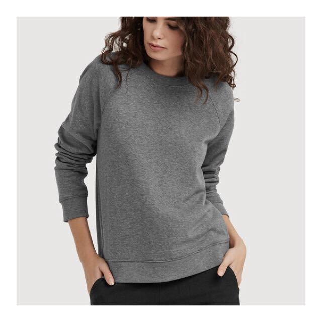 Kit and Ace  Rec Raglan Pullover $148