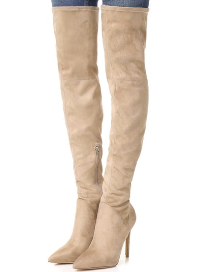 KENDALL + KYLIE Ayla Thigh High Boot $282.87
