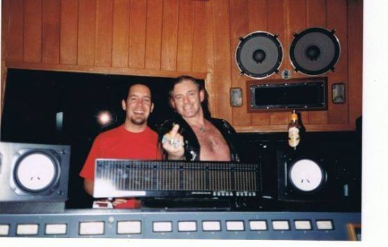 A&M Studios 8/30/1997 with Lemmy