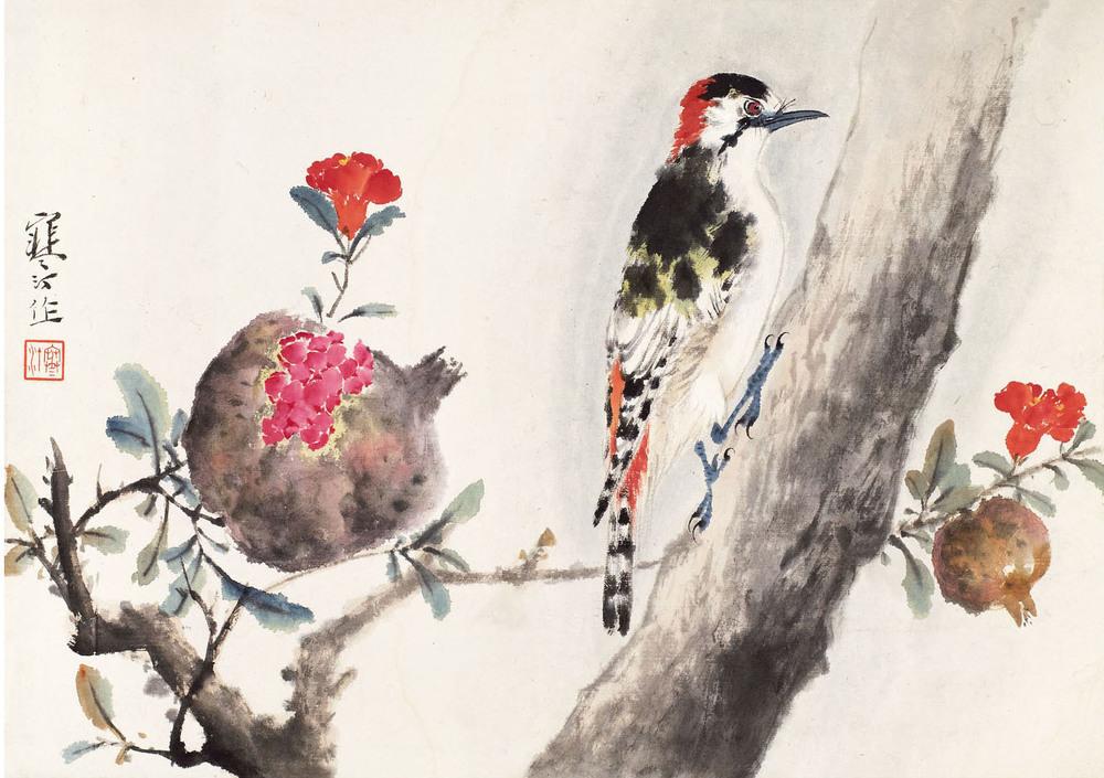 Jiang Hanting,  Woodpecker