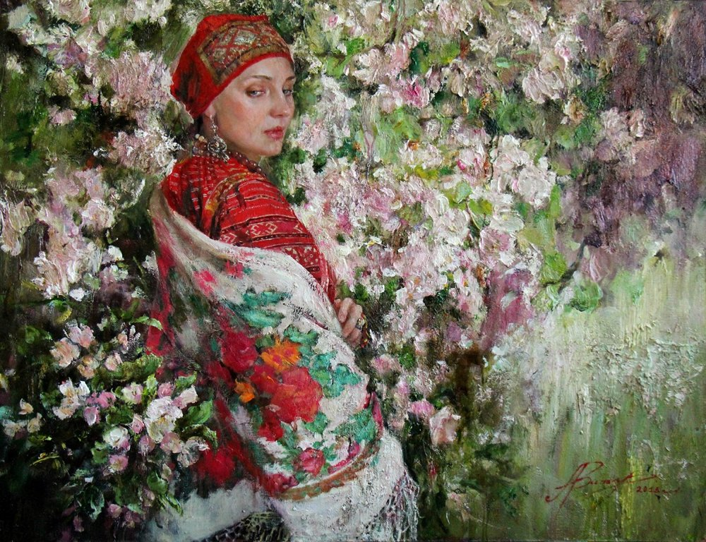 'Apple Blossoms'
