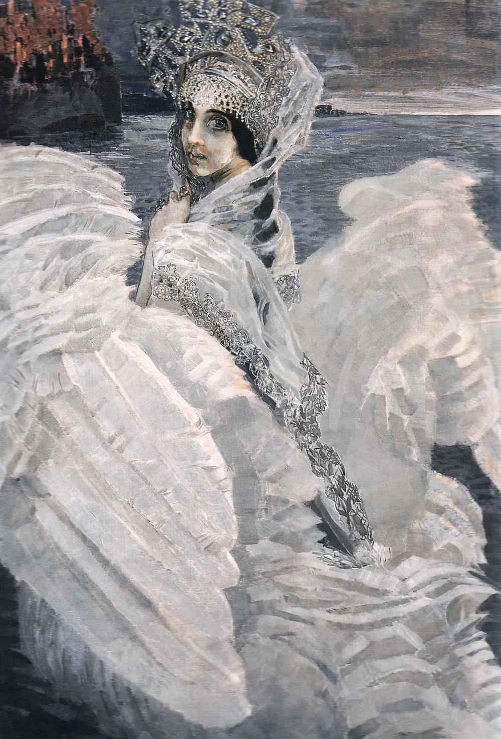 <i>M. Vrubel</i>, 'The Swan Princess'