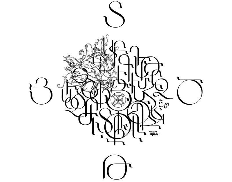 The Armenian Alphabet