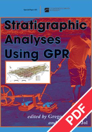 Stratigraphic Analyses Using GPR