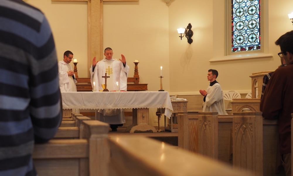 Sunday Mass, 2016