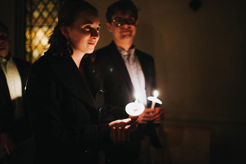 Easter Vigil, 2018