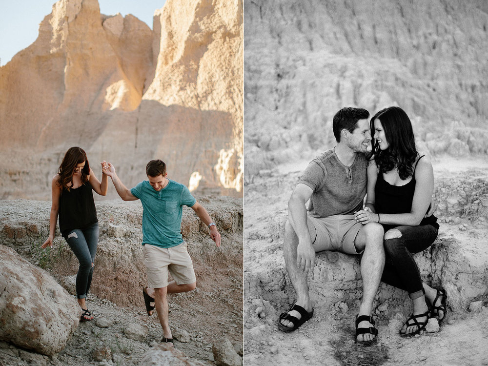 Alyssa&Forrest_Badlands_Adventure_Engagement_03.jpg