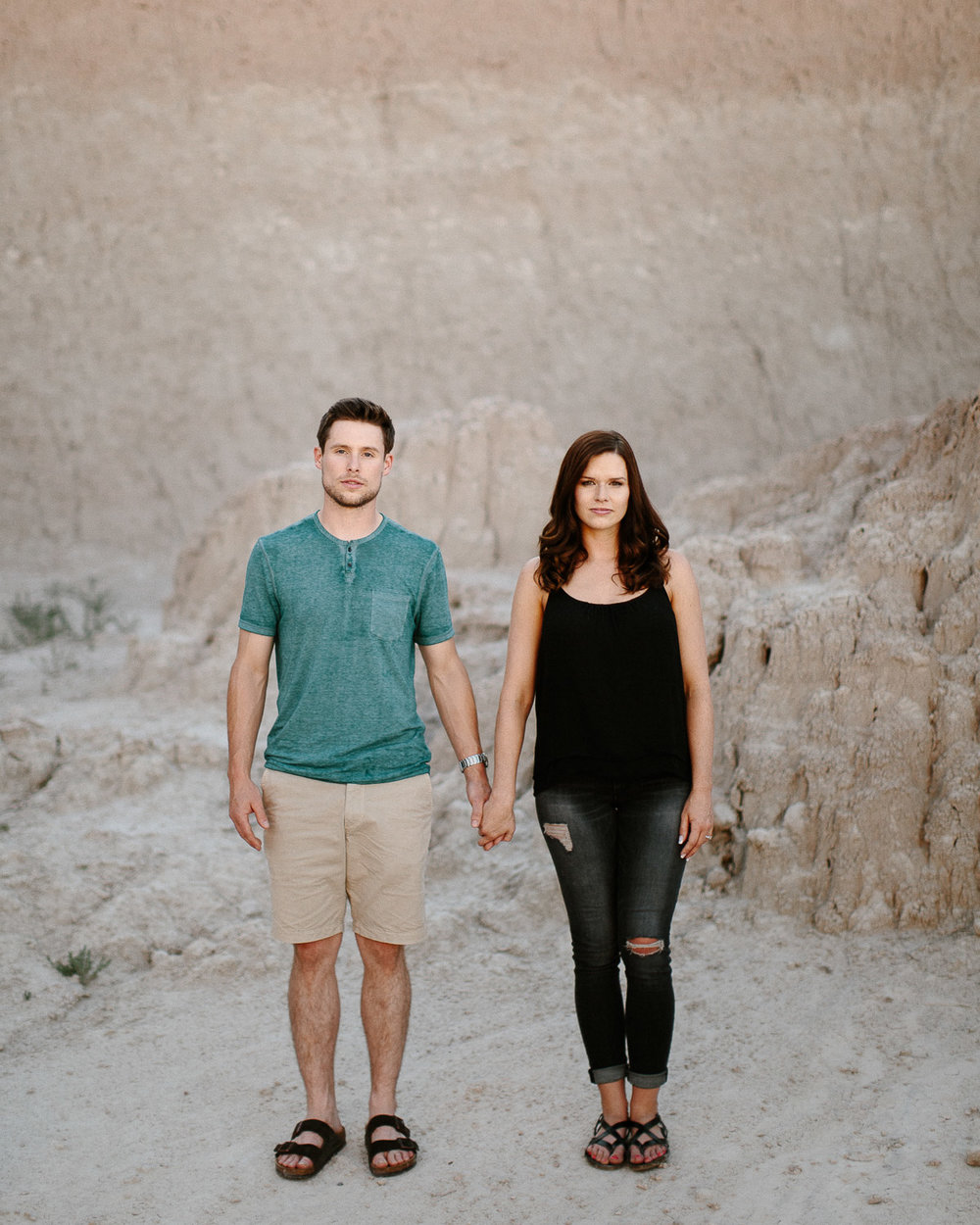 Alyssa&Forrest_Badlands_Adventure_Engagement_07.jpg
