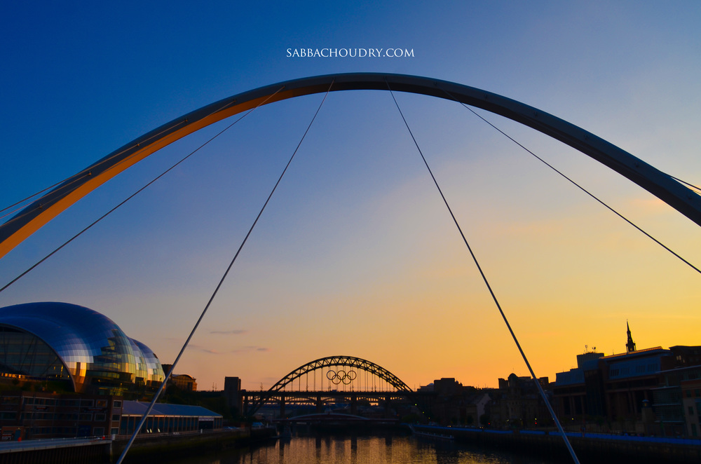 Quayside, Newcastle, UK