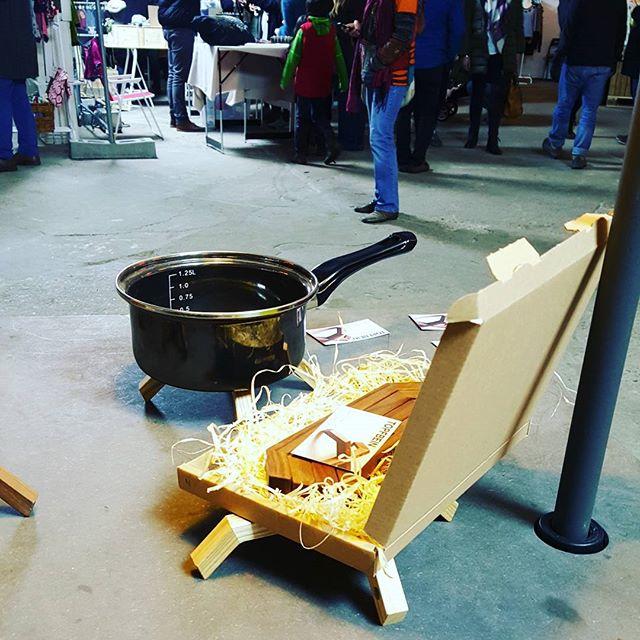 Super handmade Markt in Köln Ehrenfeld. Kommt uns besuchen! #topfbein #homemade #jackinthebox