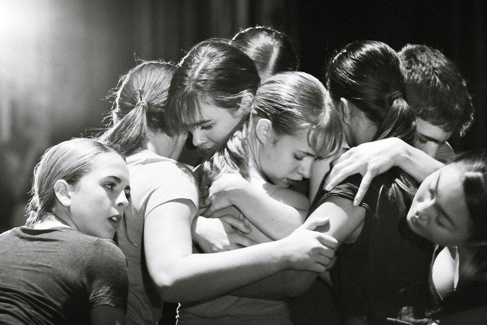 Cast:  Jenna Dike Lounes Landri Ellie Mc Joynt Ele Nelson Grace Scullion Olivia Stitely Margaret Tilley Anna Weber Gavi Welbel