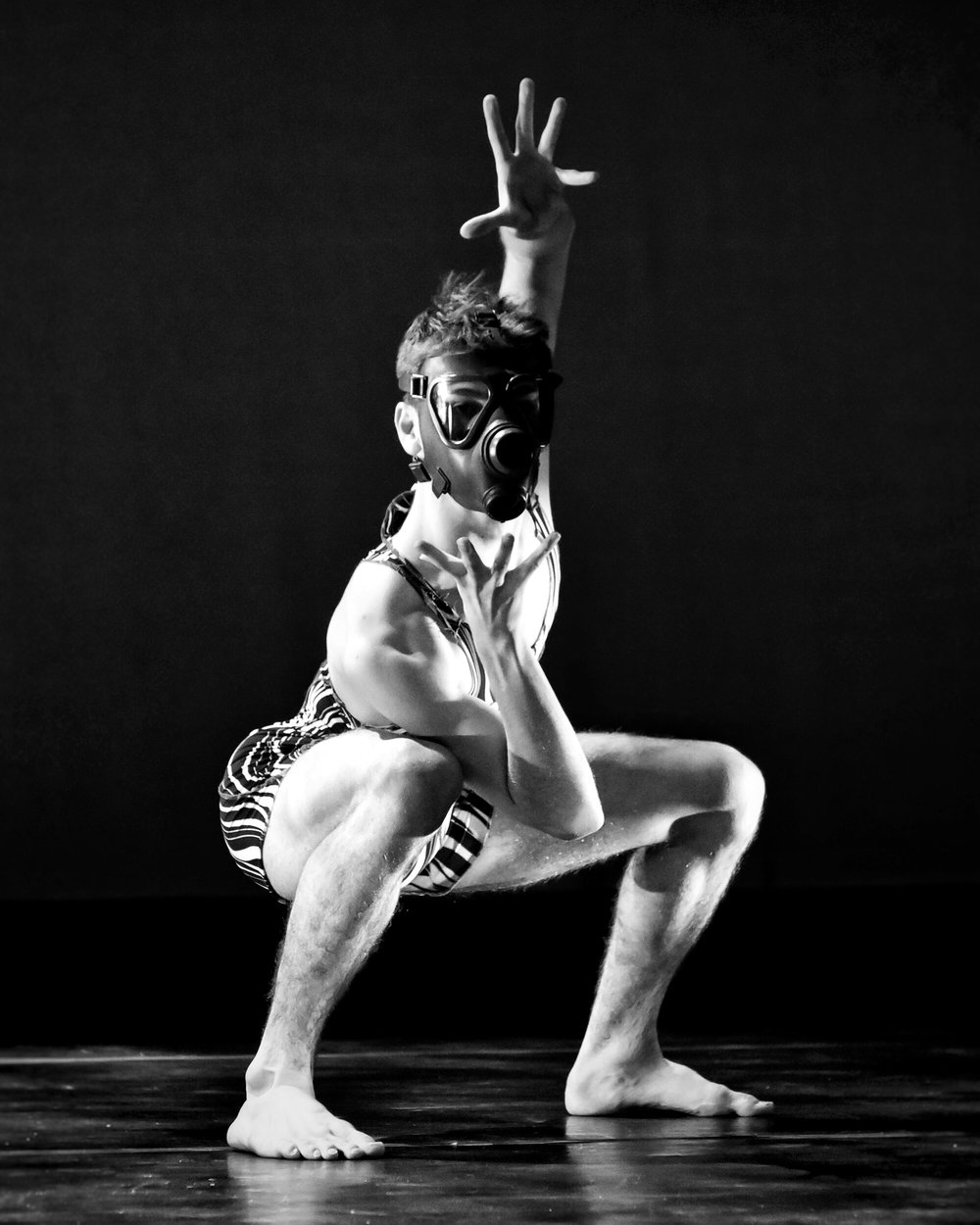 Lounes Landri. Photo by Peter Hinsdale