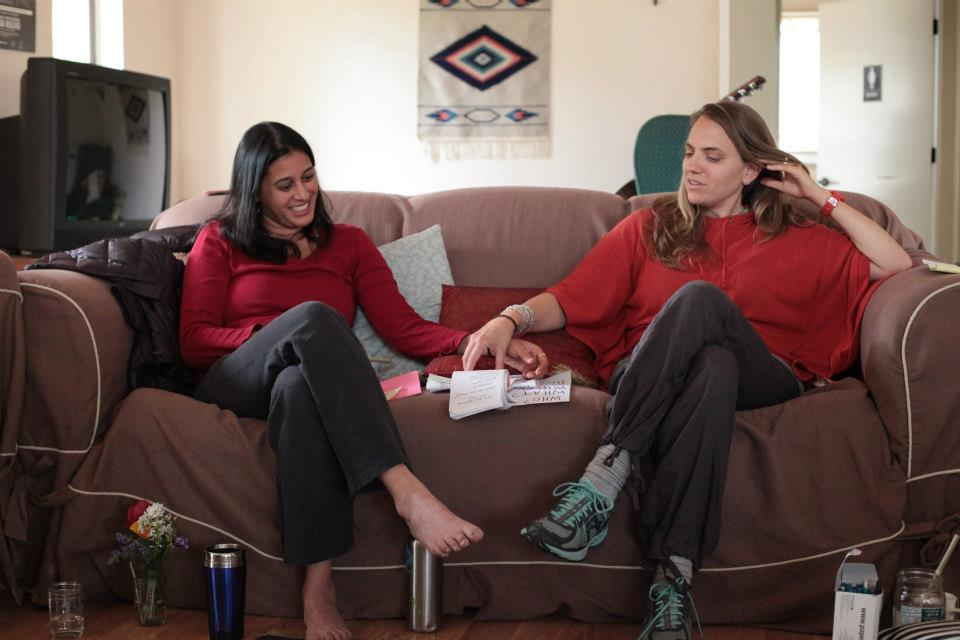 yes! executive director shilpa jain and multi-founder holly roberson.image: ron carino, carino collective