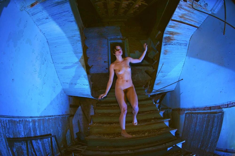Shaky Stairs
