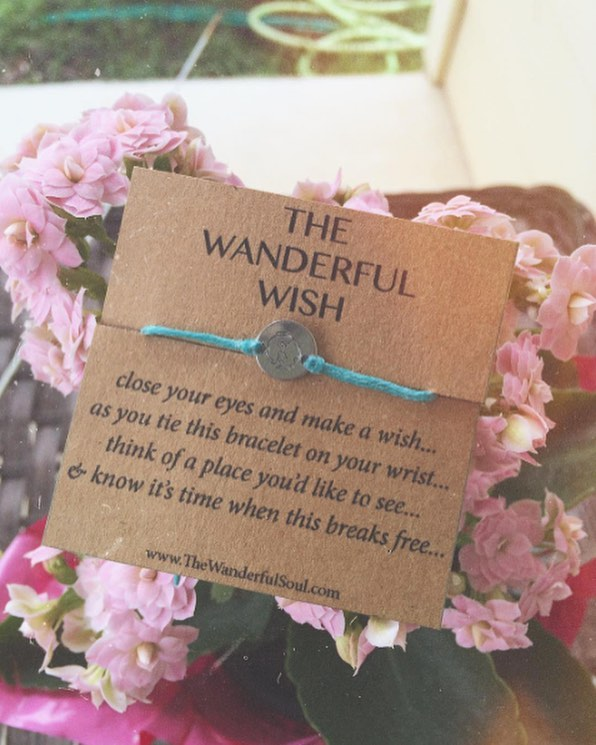 Beautiful Wanderful Wish Bracelets & other goodies on their way to @gaslampgiftgallery!💖