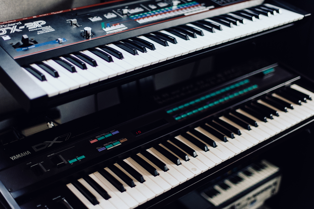 80s Keyboards