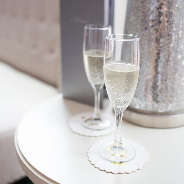 Cheers to three years of @theposhkc! 🥂It's wild to think that this posh blow dry bar is already celebrating three years of business in #KC. We helped with their opening event celebrations and have continued on with social media & marketing from there! 💛 Love seeing our friends and clients succeed and grow. #poshkclife