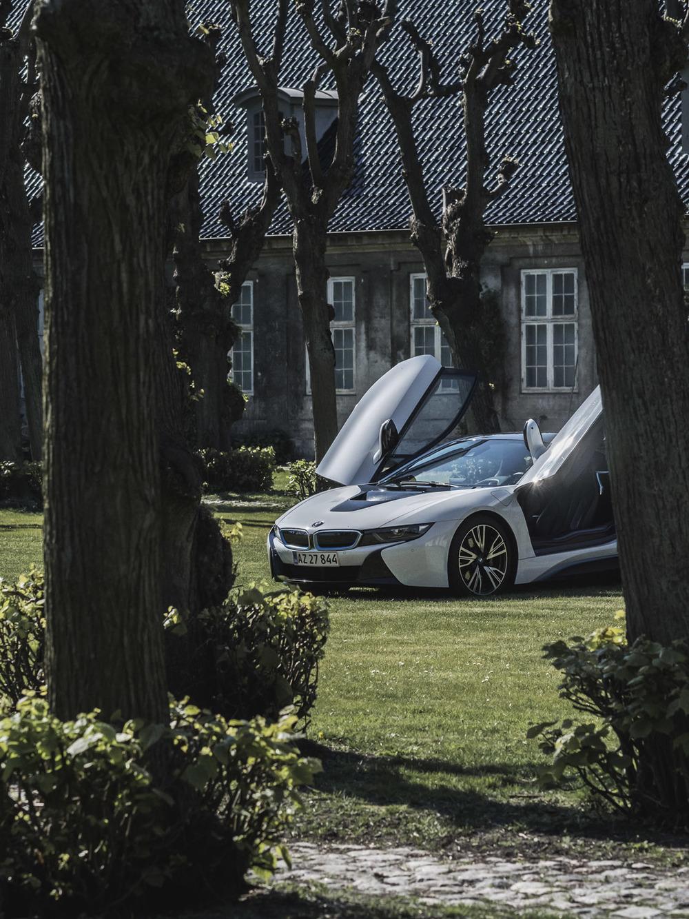 BMW i8..... dam a cool car