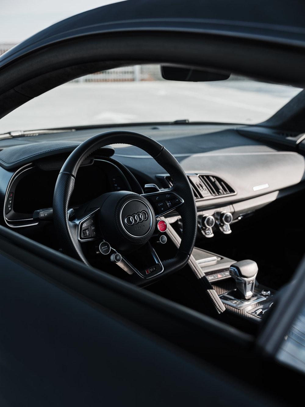 Audi R8 Andreas Raun Arneberg
