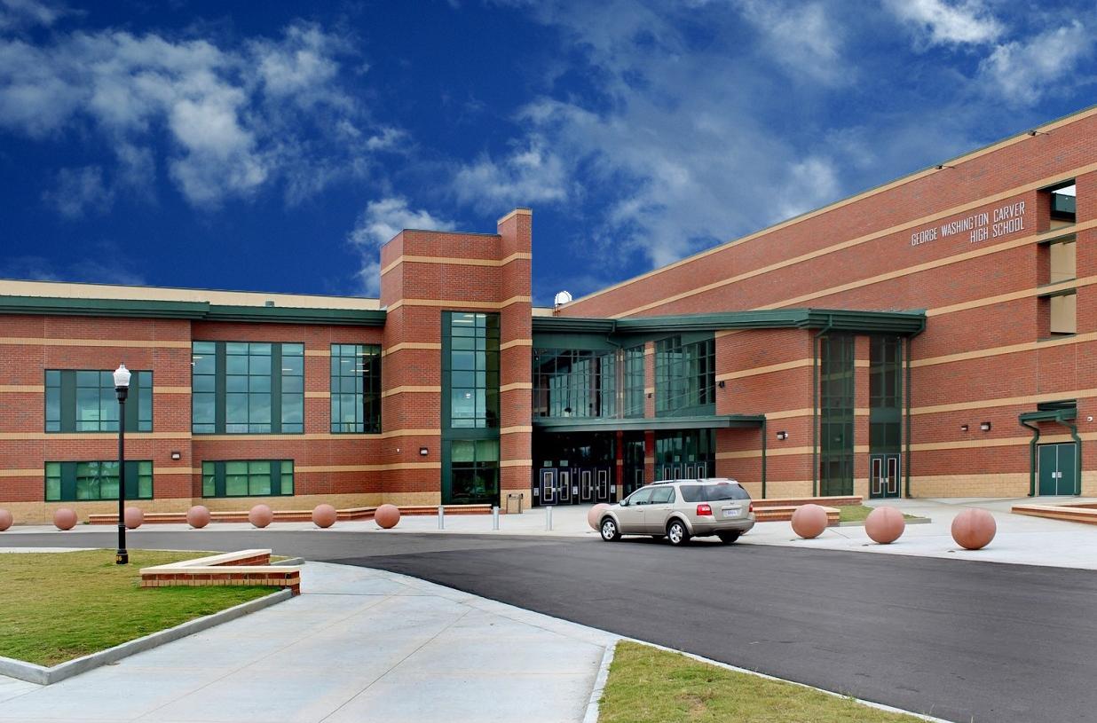 George Washington Carver High School. MONTGOMERY ...