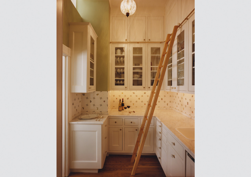 Louisburg Square Kitchen