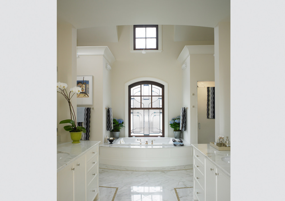 Brookline Hill Master Bath