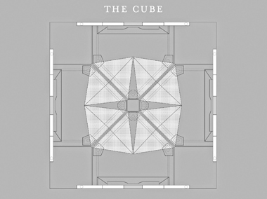 The Cube bw from CC V7