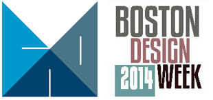 bad talks and boston design week logos