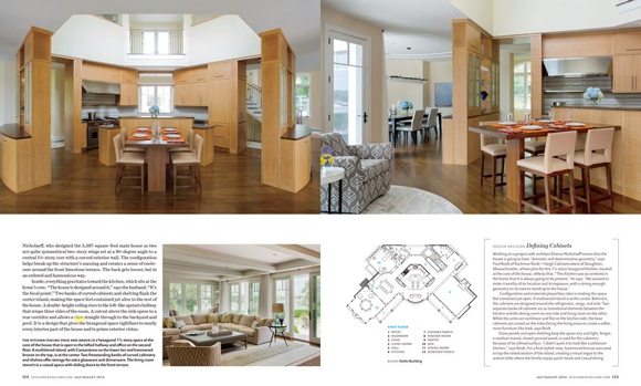 To see these pages in Design New England's digital magazine, click on the above image.