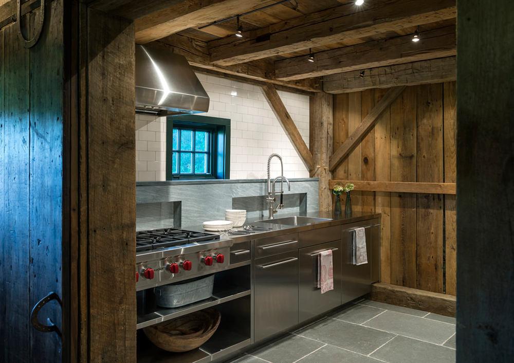 Sandy Pond Barn Caterer's Kitchen