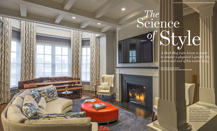 Click on this image to explore   Design New England's   feature article. Enjoy! You can see this and other KR+H projects that have hit the newsstand on our website at  Published Work  (a click on the magazine name will access most articles.)