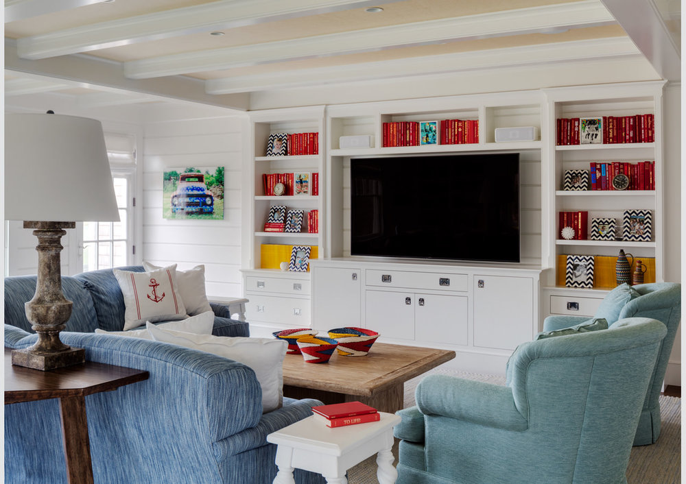 Nantucket Sound Family Room