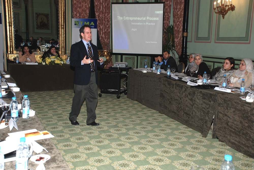 TMA Executive Training Institute - Cairo, Egypt