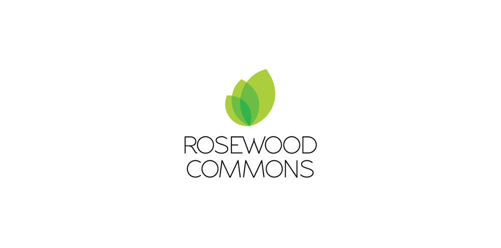 Logo design for an office campus with a lush outdoor green spaces in Pleasanton, CA.