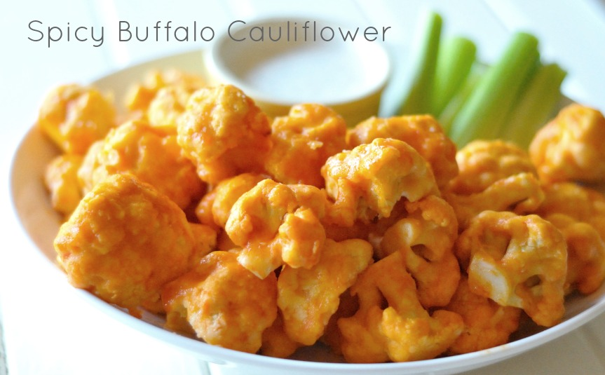 Buffalo-Cauliflower