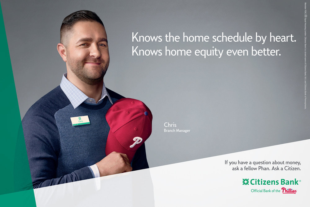 Citizens Bank // Ogilvy & Mather