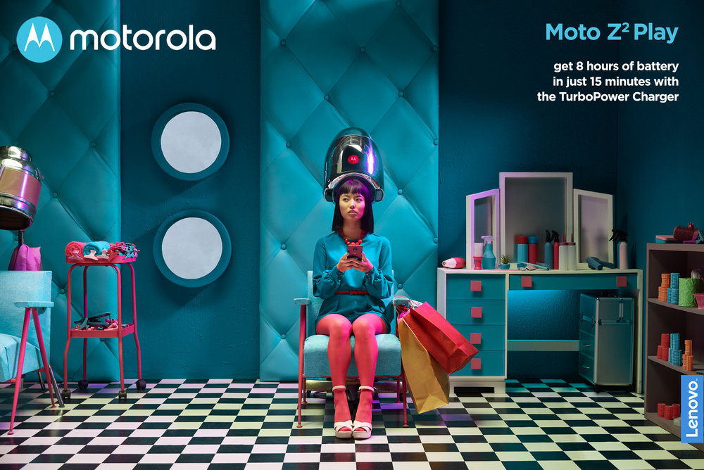 Motorola // Ogilvy and Mather