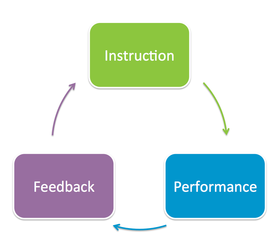 The basic feedback loop